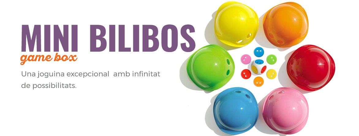 MINI BILIBO GAME BOX