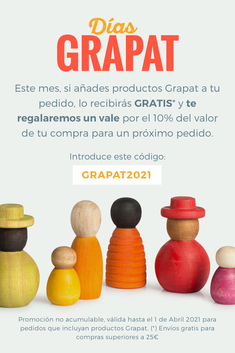 Promoción novedades Grapat 2021