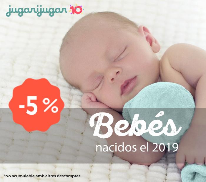Bebés nacidos el 2018