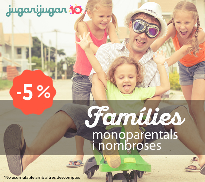 Famílies nombroses i monoparentals